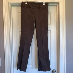 The Limited Ideal Stretch Pants Wide Leg
